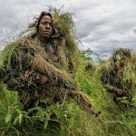 Рейнджеры парка Вирунга в Демократической Республике Конго проходят военную подготовку из-за постоянной угрозы нападения со стороны вооружённых группировок.