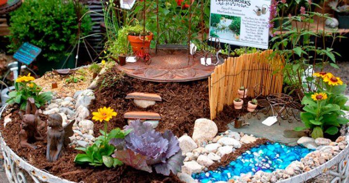 Топ — 20 самых оригинальных волшебных дизайнов садов