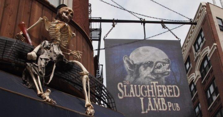 Топ — 8 баров со всего мира, основанных на фильмах ужасов