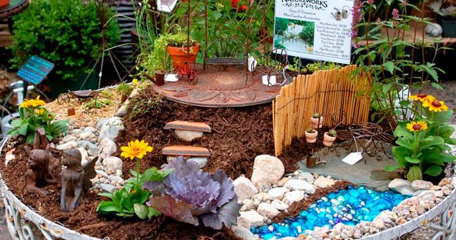 Топ - 20 самых оригинальных волшебных дизайнов садов