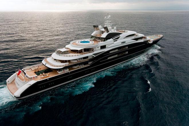 ТОП-10 самых дорогих яхт, сдающихся в аренду