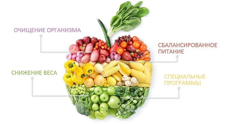 Топ-7 лучших продуктов для снижения веса