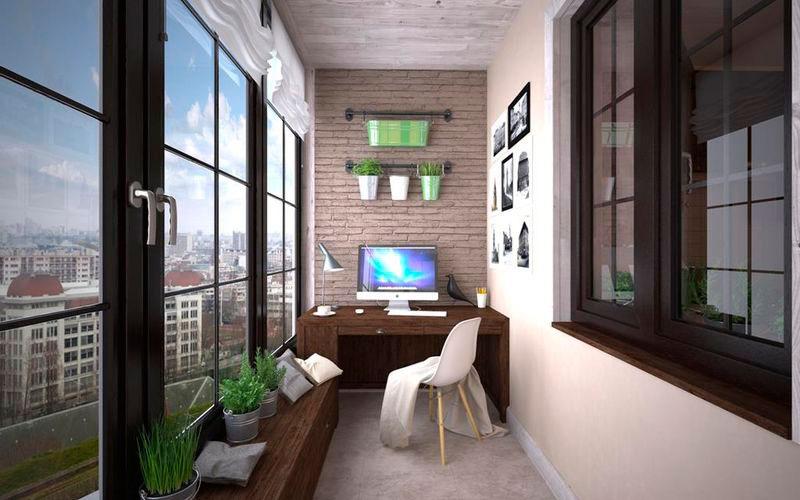 советы как переделать балкон